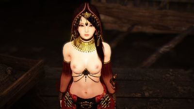Black Desert Witch Nude 2