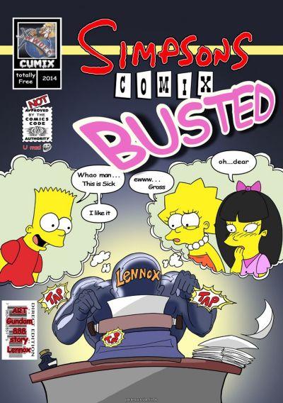 Simpsons- จับ
